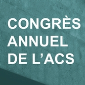 Programmation Congrès ACS