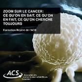 Formation Repère: Zoom sur le cancer
