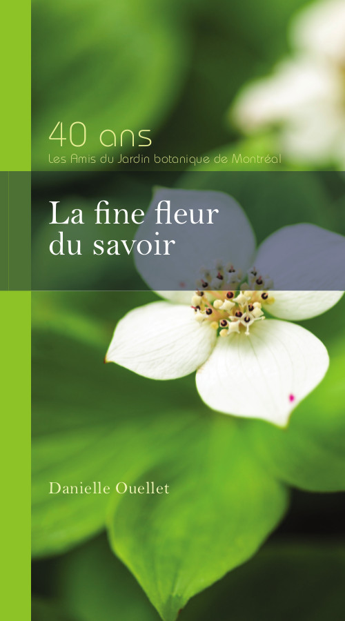 Publications de membres acs for Amis jardin botanique